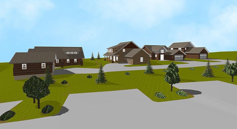 Estes Park New Single Family Homes