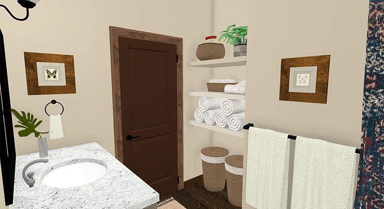 Workforce Condo 2 Bed Master Bath