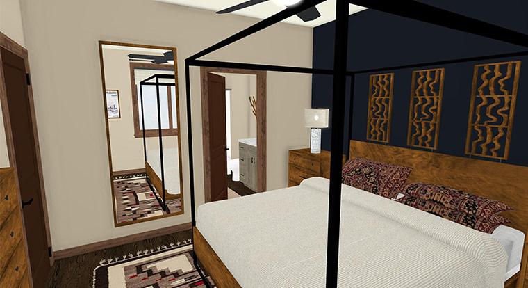 Workforce Condo 2 Bed Master