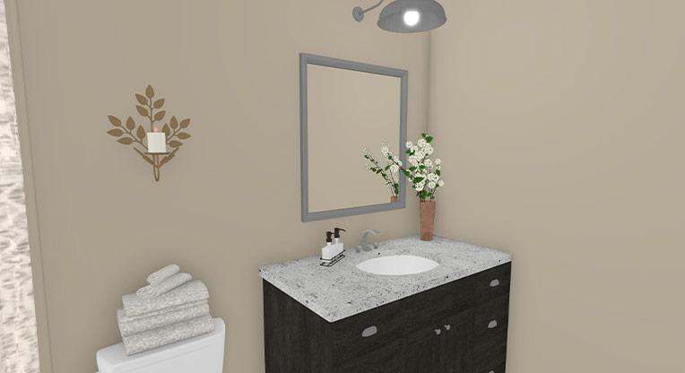 Workforce Condo 3 Bed Bathroom