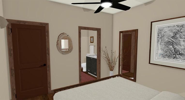 Workforce Condo 3 Bed Master 2
