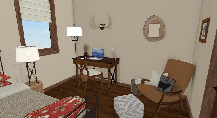 Workforce Condo 3 Bed Room 2
